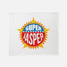 Super Jasper Throw Blanket
