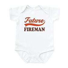 Future Fireman Infant Bodysuit