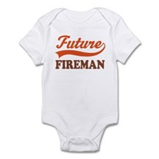 Future Fireman Onesie
