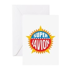 Super Javion Greeting Cards (Pk of 20)