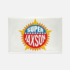 Super Jaxson Rectangle Magnet