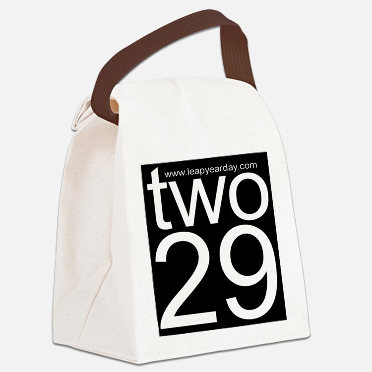 two29 Canvas Lunch Bag