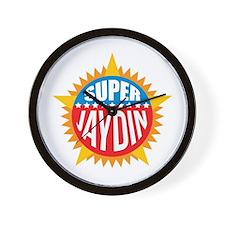 Super Jaydin Wall Clock