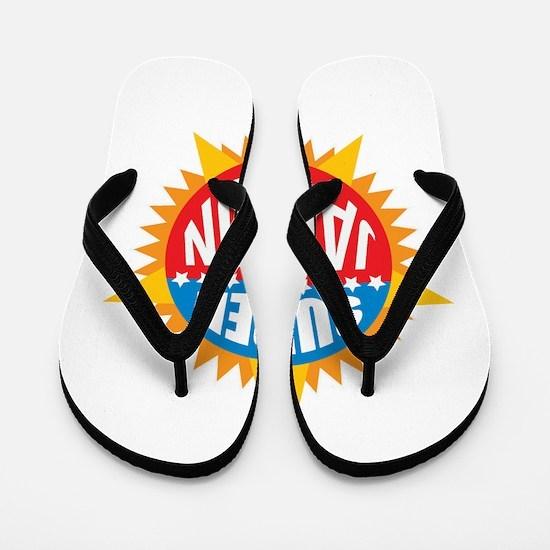 Super Jaydon Flip Flops