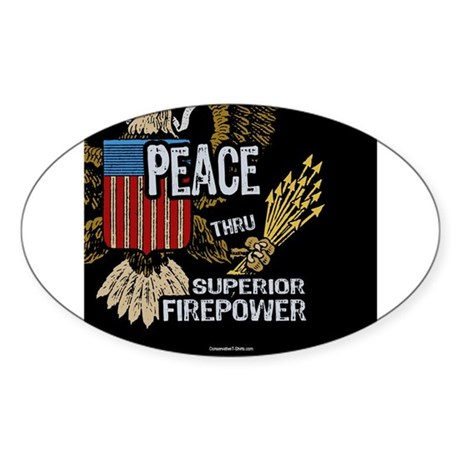 Superior Firepower Sticker