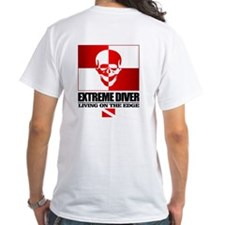 Extreme Diver (Skull) T-Shirt