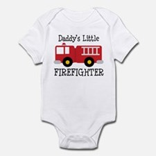 Daddy Fireman Baby Clothes & Gifts