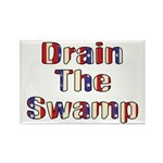 Drain The Swamp: Phase Two Rectangle Magnet (10 pa