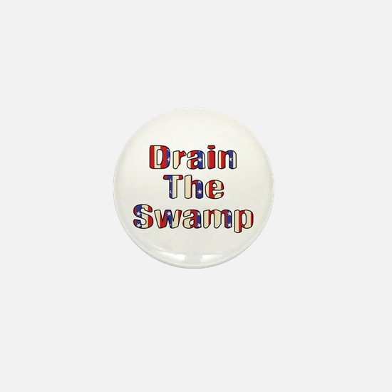 Drain The Swamp: Phase Two Mini Button