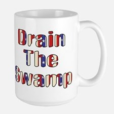 Drain The Swamp: Phase Two Large Mug