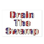 Drain The Swamp: Phase Two Postcards (Package of 8