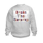 Drain The Swamp: Phase Two Kids Sweatshirt