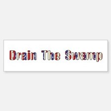 Drain The Swamp: Phase Two Bumper Bumper Bumper Sticker