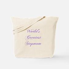 World's Greatest Stepmom Tote Bag