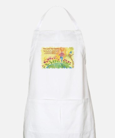 Leap Year Rhyme Apron