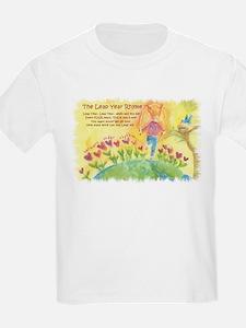 Leap Year Rhyme T-Shirt