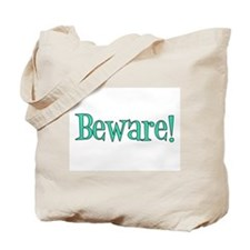 Danny Phantom, Beware! Tote Bag