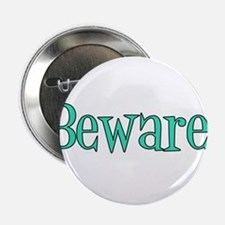 "Danny Phantom, Beware! 2.25"" Button"