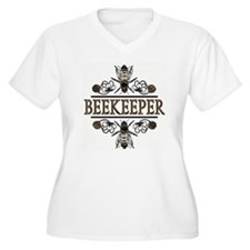 beekeeper11 Plus Size T-Shirt