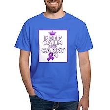 Leiomyosarcoma Keep Calm T-Shirt
