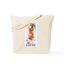 Long Dachshund Iced Tea Tote Bag