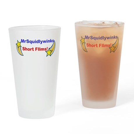 MrSquidlywinks Short Films Drinking Glass 2!