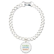I Make Adorable Kids Bracelet