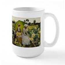Lotus Lilies Mug
