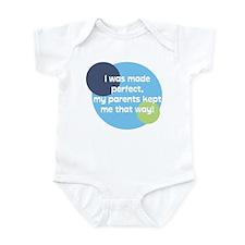 Born Perfect Infant Bodysuit