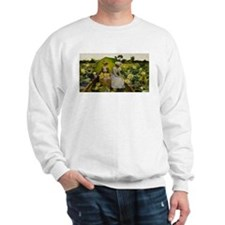 Lotus Lilies Sweatshirt