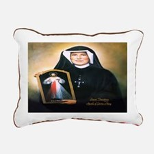 Saint Faustina Apostle of Divine Mercy Rectangular