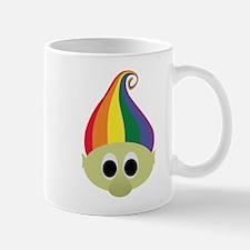 Rainbow Troll Mug
