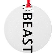 #BEAST Ornament