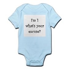 one your excuse Body Suit