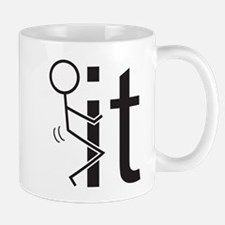 Stick...It, Humor Small Small Mug
