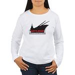 Women's Light BP Logo Long Sleeve T-Shirt