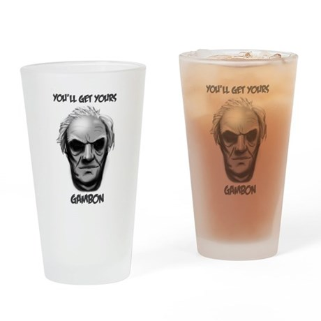 Gambon Drinking Glass