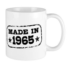 Made In 1965 Small Mug