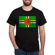Dominica Flag T-Shirt