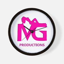 Mean Girls Productions LLC Wall Clock