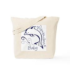 Waterborn Baby Tote Bag