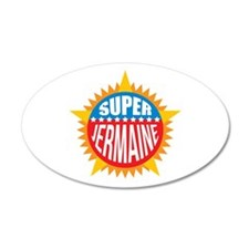 Super Jermaine Wall Decal