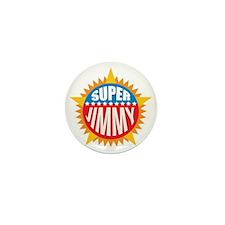 Super Jimmy Mini Button