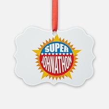 Super Johnathon Ornament