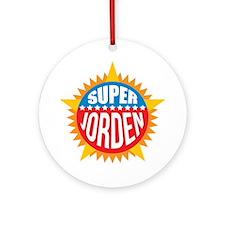 Super Jorden Ornament (Round)