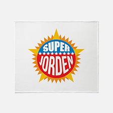 Super Jorden Throw Blanket