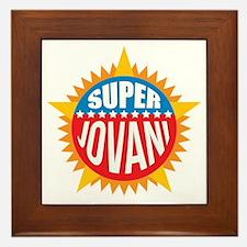 Super Jovani Framed Tile
