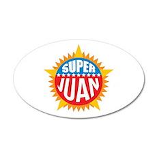Super Juan Wall Decal
