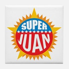 Super Juan Tile Coaster