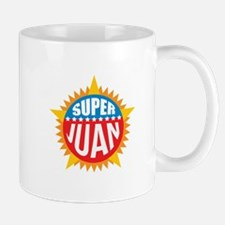 Super Juan Small Mugs